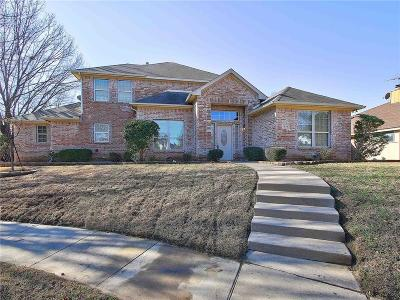 Lewisville Single Family Home For Sale: 1854 Yorkshire Circle