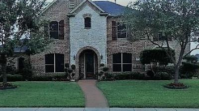 Desoto Single Family Home For Sale: 1513 Mossy Ridge