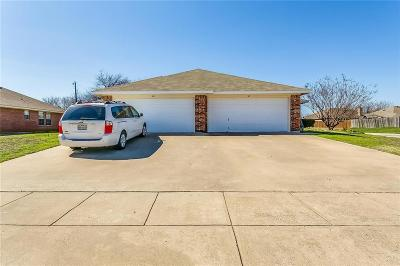 Burleson Multi Family Home Active Option Contract: 324 Schumacher Drive