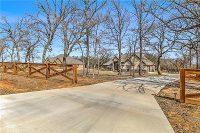 Springtown Single Family Home For Sale: 8490 Old Springtown Road