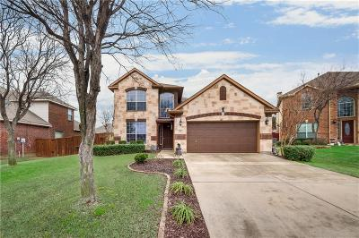 Grand Prairie Single Family Home Active Option Contract: 511 Lusino Court