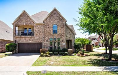 Frisco Single Family Home For Sale: 21 Pristine Pond Drive