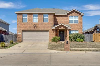 Fort Worth Single Family Home For Sale: 636 Bent Oak Drive