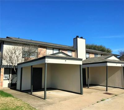 Wylie Multi Family Home Active Option Contract: 12 Trails Place #A-D