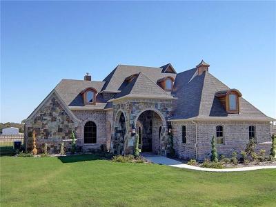 Hudson Oaks Single Family Home For Sale: 321 Addison Drive