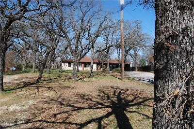 Burleson Single Family Home Active Option Contract: 1410 Cozby Lane