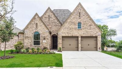 Melissa Single Family Home For Sale: 2211 Bennington Drive