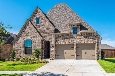 Melissa Single Family Home For Sale: 2202 Yorktown Drive