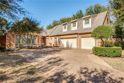 Dallas Single Family Home For Sale: 6105 Alpha Road