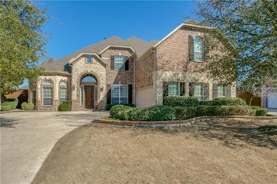 Richardson Single Family Home Active Option Contract: 3008 Cotters Circle