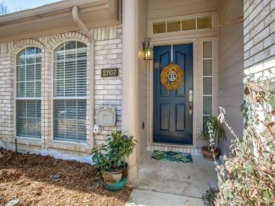 Euless Residential Lease For Lease: 2707 Canterbury Street