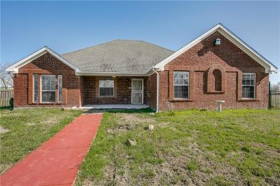 Terrell Single Family Home For Sale: 9224 N Fm 148