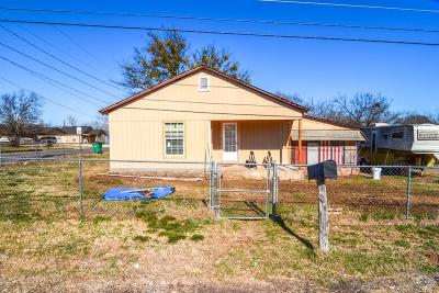 Stephenville Single Family Home For Sale: 553 S Lennox Street