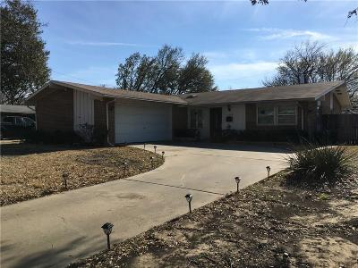 Single Family Home For Sale: 3408 High Mesa Drive
