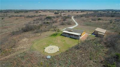 Erath County Single Family Home For Sale: 4978 County Road 337