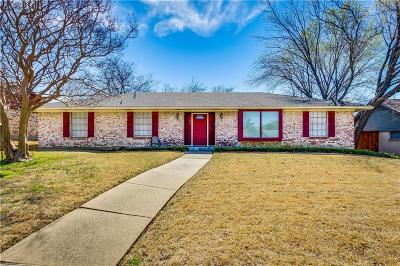 Farmers Branch Single Family Home Active Option Contract: 3630 Janlyn Lane