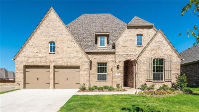 Melissa Single Family Home For Sale: 3507 Washington Drive