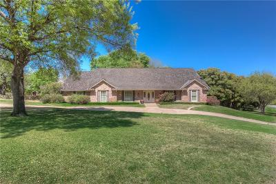 Fort Worth Single Family Home For Sale: 6300 Halifax Road
