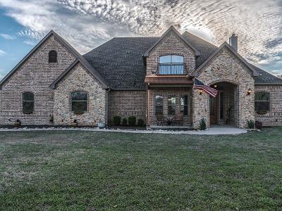 Springtown Single Family Home For Sale: 113 Mill Crossing Lane