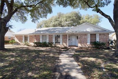 Single Family Home For Sale: 3206 Brookhaven Club Drive