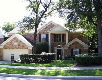 Grapevine Residential Lease For Lease: 4333 Windswept Lane