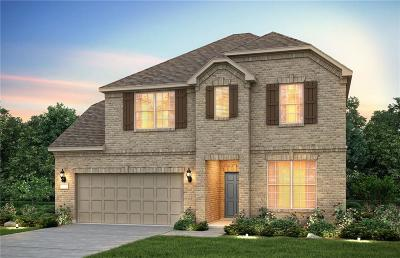 Fort Worth TX Single Family Home For Sale: $385,815
