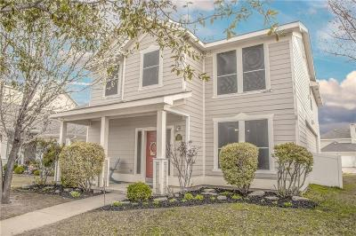 Providence Village Single Family Home Active Option Contract: 1916 Murphy Court