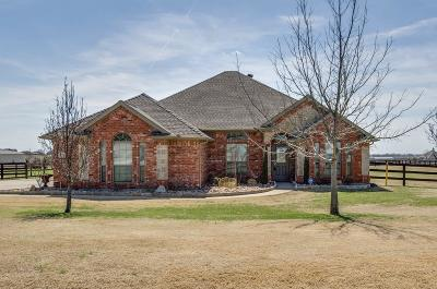 Single Family Home Active Contingent: 7721 Hill Ridge Drive