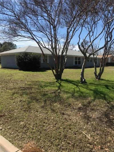 Single Family Home Active Option Contract: 202 Hedgerow Lane