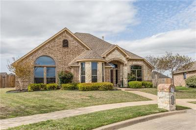 Royse City Single Family Home Active Option Contract: 1004 Colonial Drive