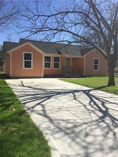 River Oaks Single Family Home For Sale: 1508 Woodlawn Street