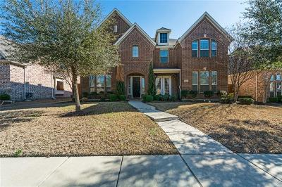 Allen Single Family Home For Sale: 1063 Big Spring Drive