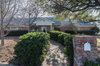 Fort Worth Single Family Home Active Option Contract: 6755 Cartagena Court