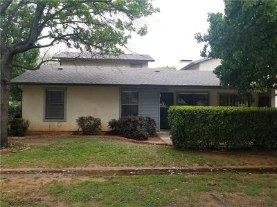 Hurst Residential Lease For Lease: 600 Timberline Drive