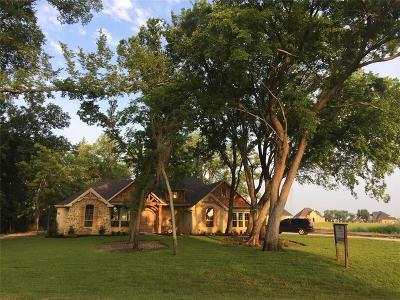 Midlothian Single Family Home For Sale: 2331 Bois D Arc Lane