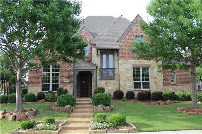 Allen Single Family Home For Sale: 864 Falcon Trace Drive
