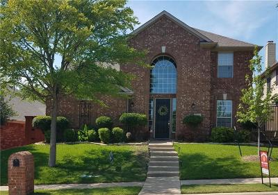 Rockwall Single Family Home For Sale: 2450 Shorecrest Drive