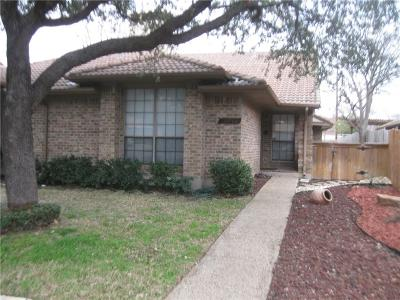 Dallas Half Duplex For Sale: 11518 Forest Heights Drive