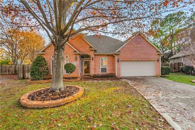 Arlington Single Family Home Active Option Contract: 509 Dorcas Lane