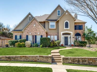 McKinney Single Family Home Active Contingent: 3010 Normandy Drive