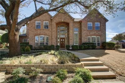 Fort Worth Single Family Home Active Option Contract: 6729 E Park Drive