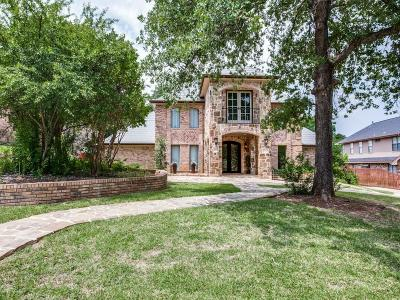 Colleyville Single Family Home For Sale: 4102 Savannah Court