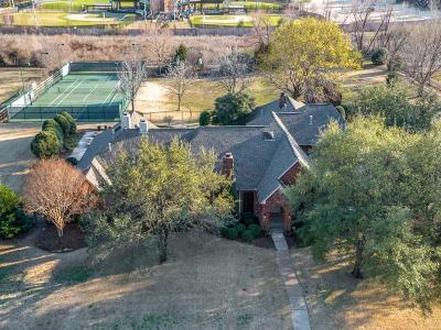 Southlake Single Family Home Active Contingent: 575 Love Henry Court