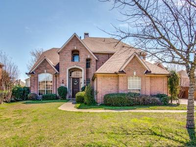 Colleyville Single Family Home For Sale: 2321 Danielle Drive