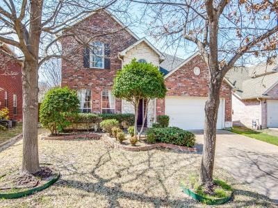 Coppell Single Family Home For Sale: 613 Bella Vista Drive