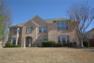 Grapevine Single Family Home For Sale: 3209 Bridle Lane