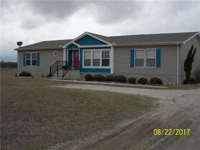 Bridgeport Single Family Home Active Option Contract: 790 County Road 3838