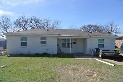 Lake Worth Single Family Home Active Option Contract: 3709 Delaware Trail