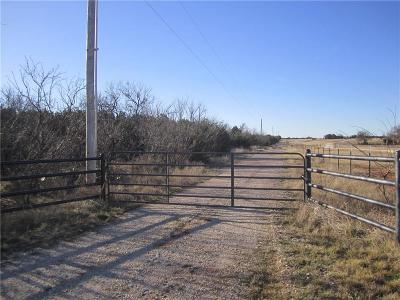 Abilene Farm & Ranch For Sale: 1409 Bell Plains Road