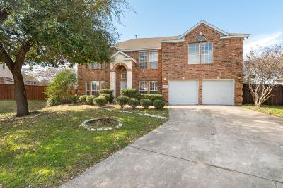 Grand Prairie Single Family Home For Sale: 660 Joy Dianne Drive